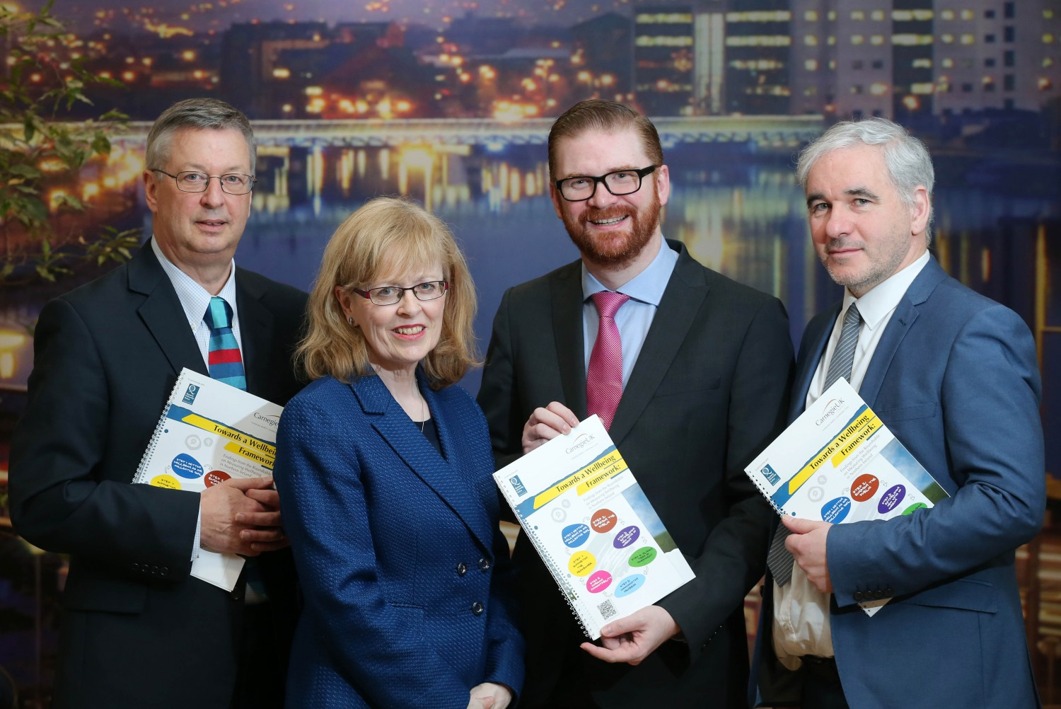 Putting wellbeing at the heart of governance in Northern Ireland