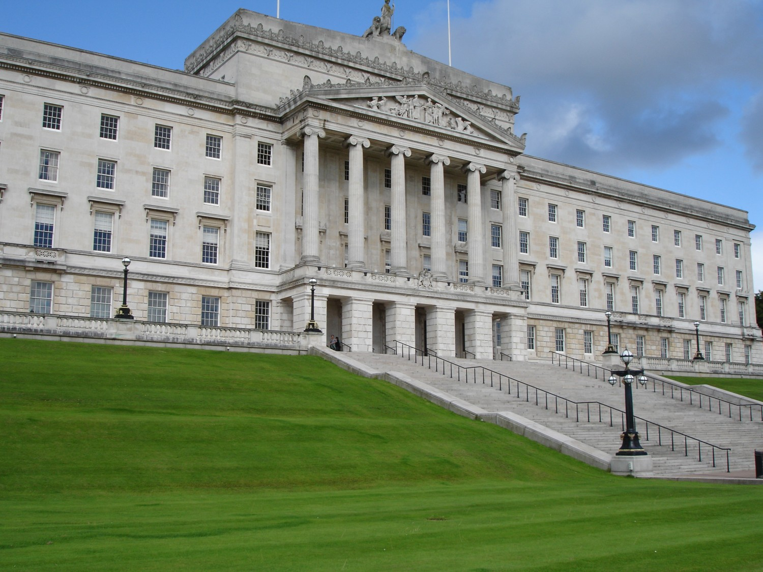 Swapping Sides: Role reversal for parliaments in Dublin and Belfast