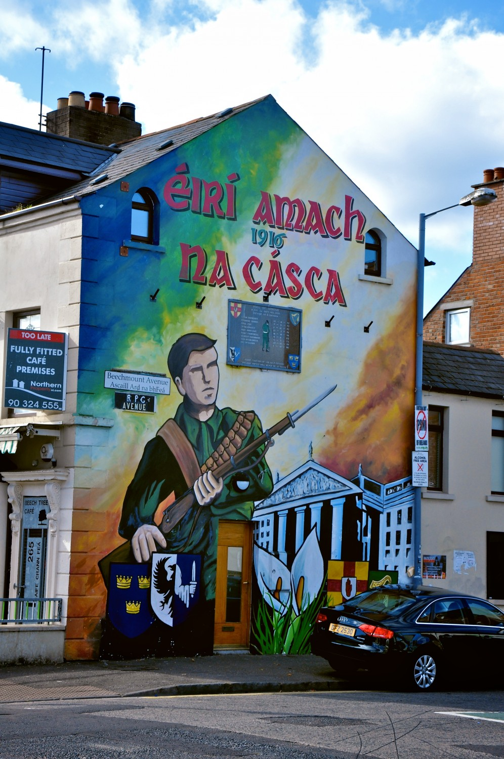 How to mark the Easter Rising in Northern Ireland