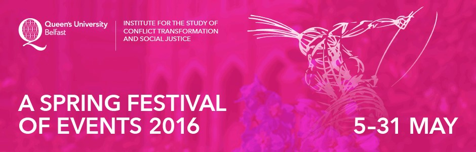 The Spring Festival of Conflict Transformation Gets Underway
