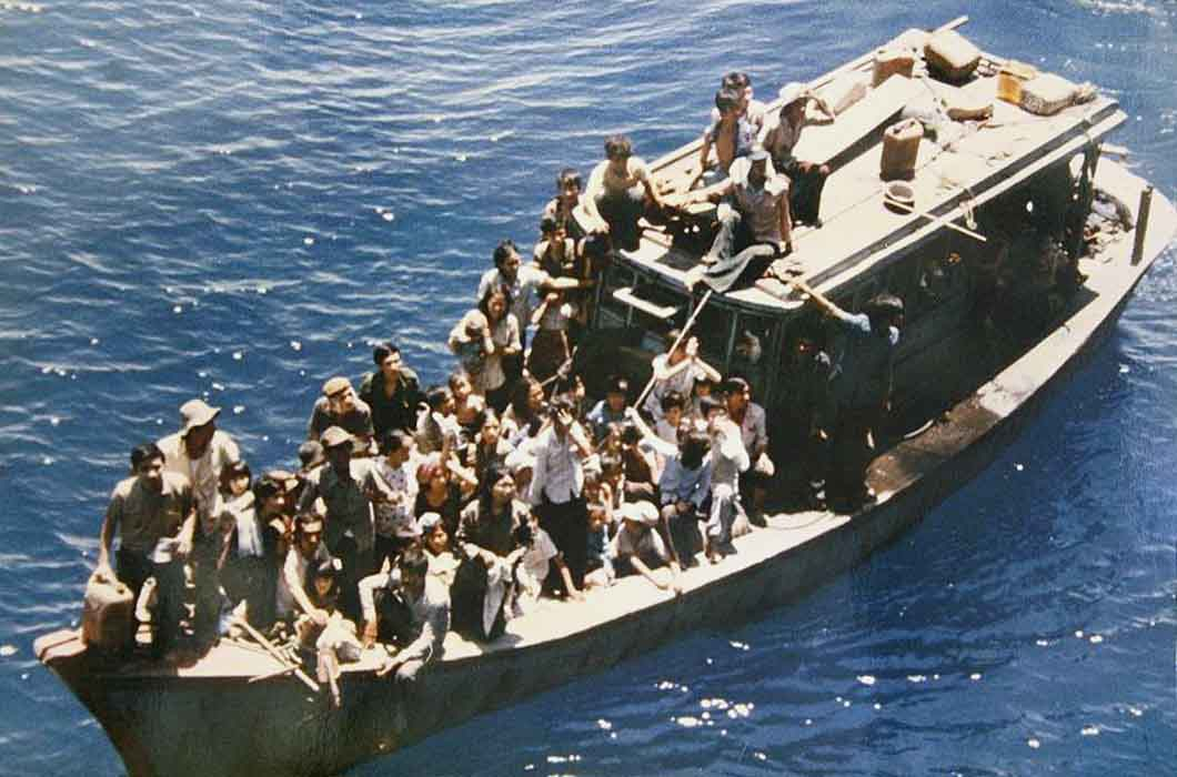 How not to resettle refugees – lessons from the struggles of the Vietnamese boat people