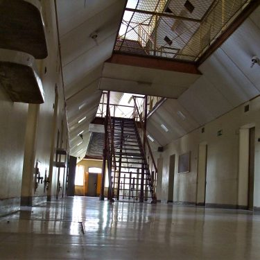 What is happening to healthcare in Northern Ireland prisons?