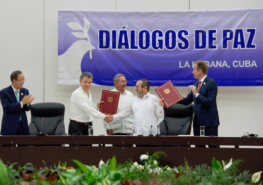 The Real Test of the Colombian Peace Process in the Context of Multiple Warring Groups