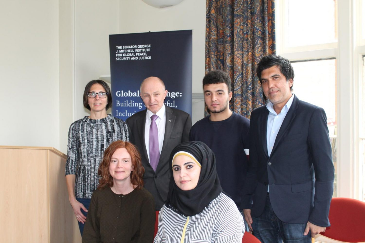 From Religious Illiteracy to Muslim Prayer Rooms – Exploring Religious Freedom in Northern Ireland