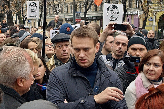 The timing is just right for Navalny to challenge Putin's regime