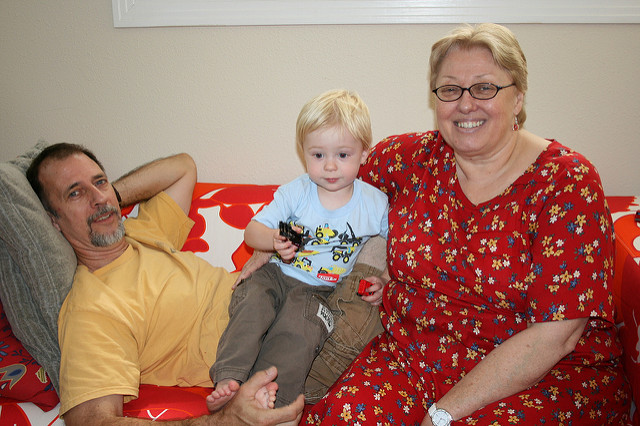 Grandparents' experiences of kinship care – repair and rescue, rather than pleasure and leisure