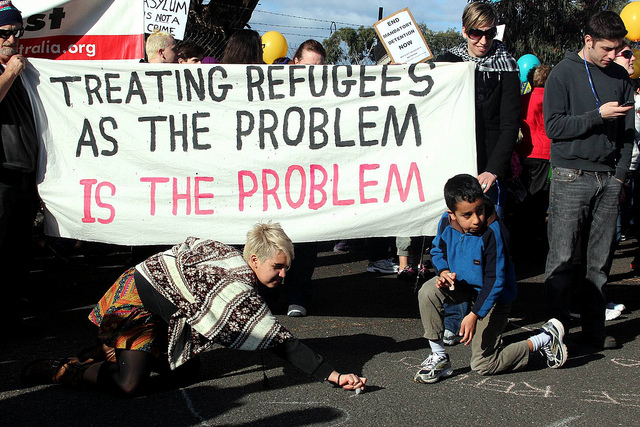 'Safe return' plan for refugees after five years undermines the idea of integration