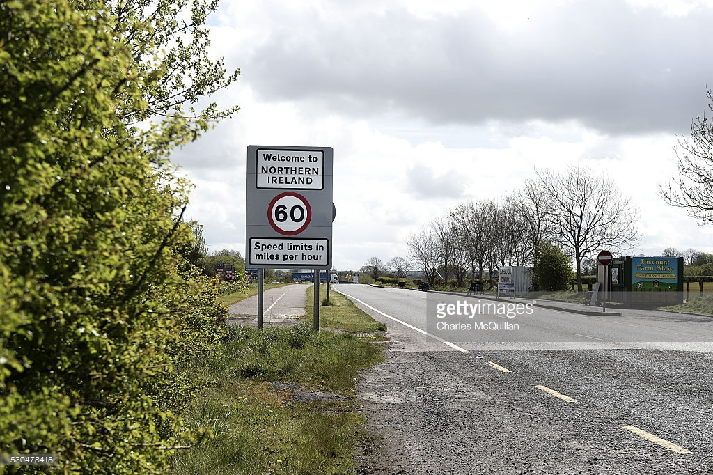 The Irish border is not a technical issue but a political one