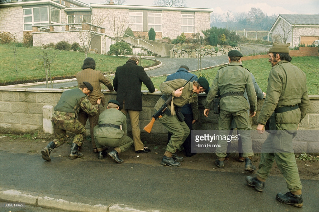 Amnesty for British soldiers fuels division over dealing with Northern Ireland's past