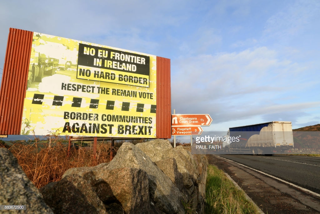 The White Paper and the Irish Dimension: Is it enough to avoid a hard border?
