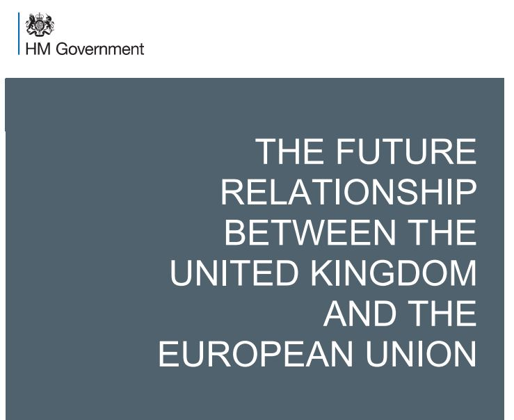 The UK White Paper and the Irish Dimension: The 1998 Agreement, North-South cooperation & avoiding a hard Border
