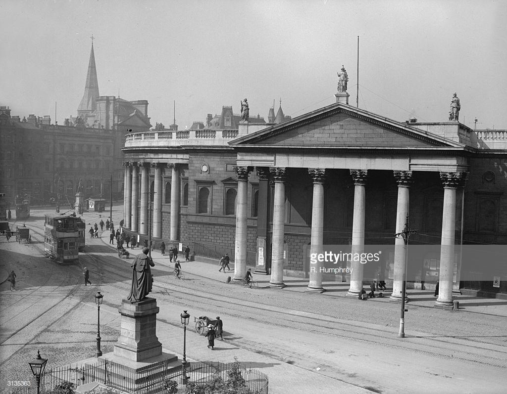 The Irish settlement: an often ignored legacy of World War I