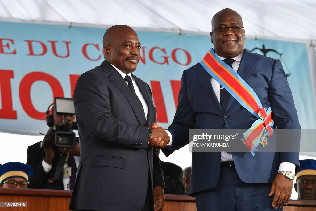 Why the DRC's latest power-sharing deal will struggle – just like previous ones