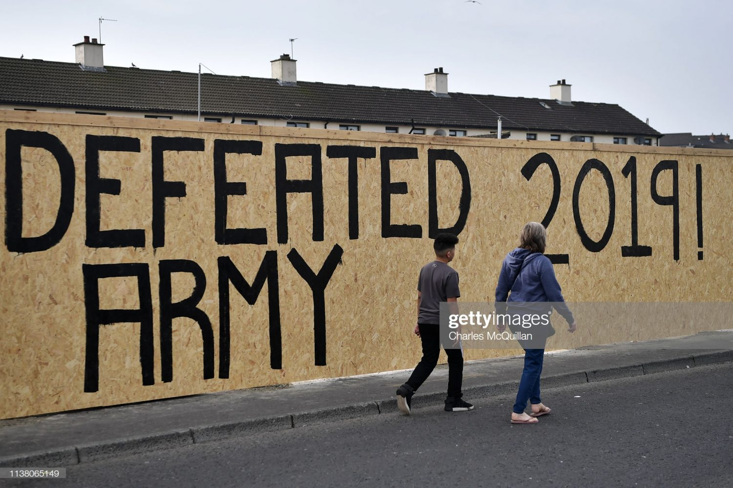 Northern Ireland: how some of the 'agreement generation' are drawn into paramilitary groups