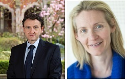Professor Colin Harvey and Dr Anne Smith