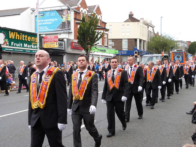 As marching season begins, a new political force is on the rise in Northern Ireland