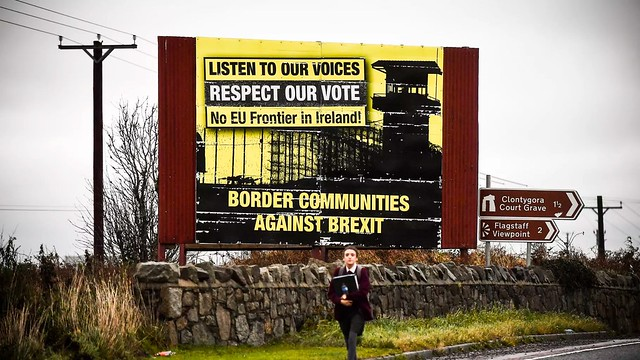 Recent no-deal threats show dangerous disregard for Northern Ireland and its fragile peace