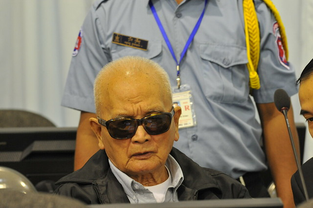 Khmer Rouge genocide: Nuon Chea's death has major implications for justice in Cambodia