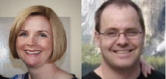 Dr Bobby Graham and Dr Ciaren Graham