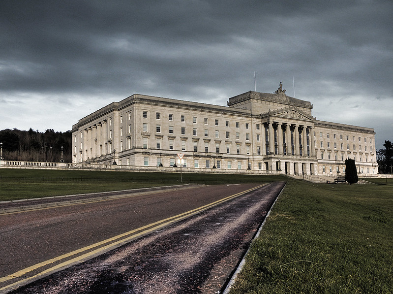 Northern Ireland: politics on the move, destination uncertain