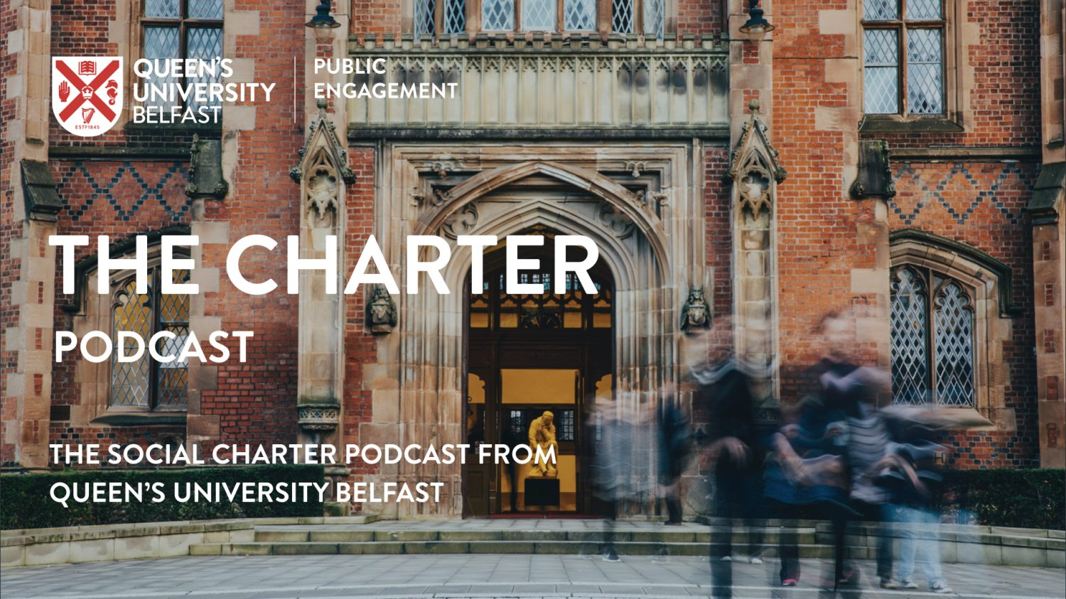 Queen's Social Charter Podcast – Episode 1: Shared Education