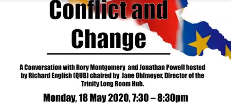 Conflict and Change: A Conversation with Rory Montgomery and Jonathan Powell
