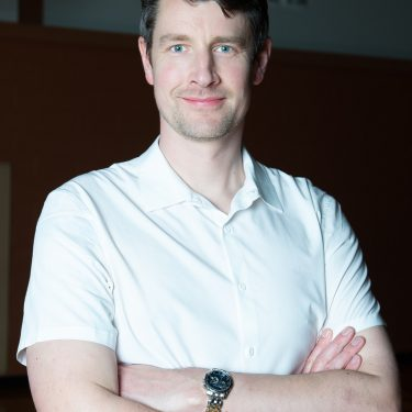 Assistant Professor Andrew Sanders