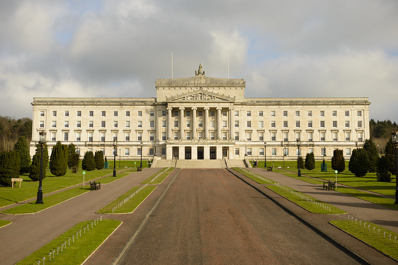 Northern Ireland in its centenary year: a changing landscape