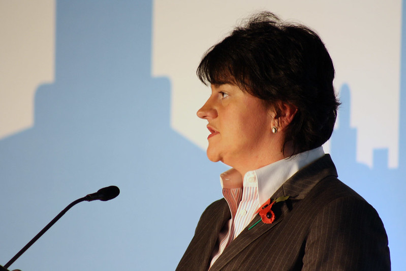 Arlene Foster: where it all went wrong for Northern Ireland's first minister