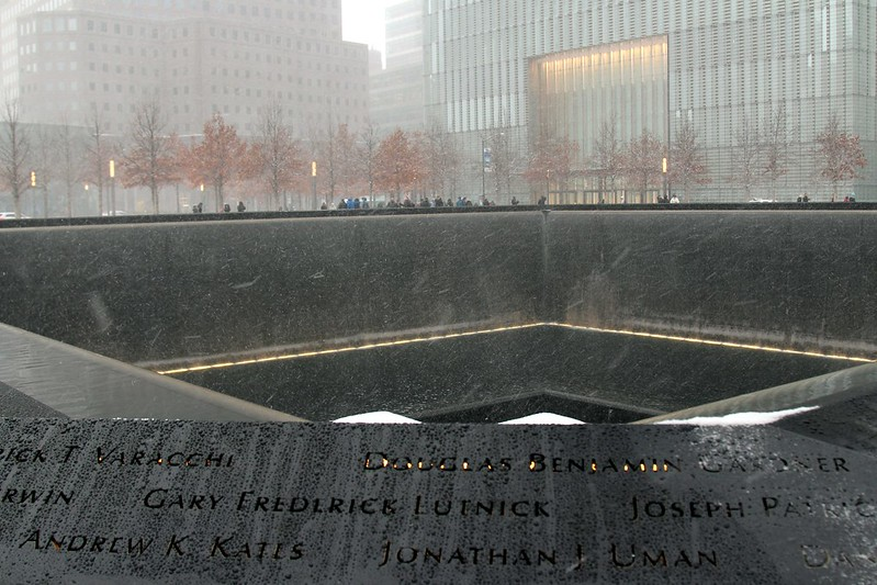 Changed Lives: Voices from 9/11 in the Classroom